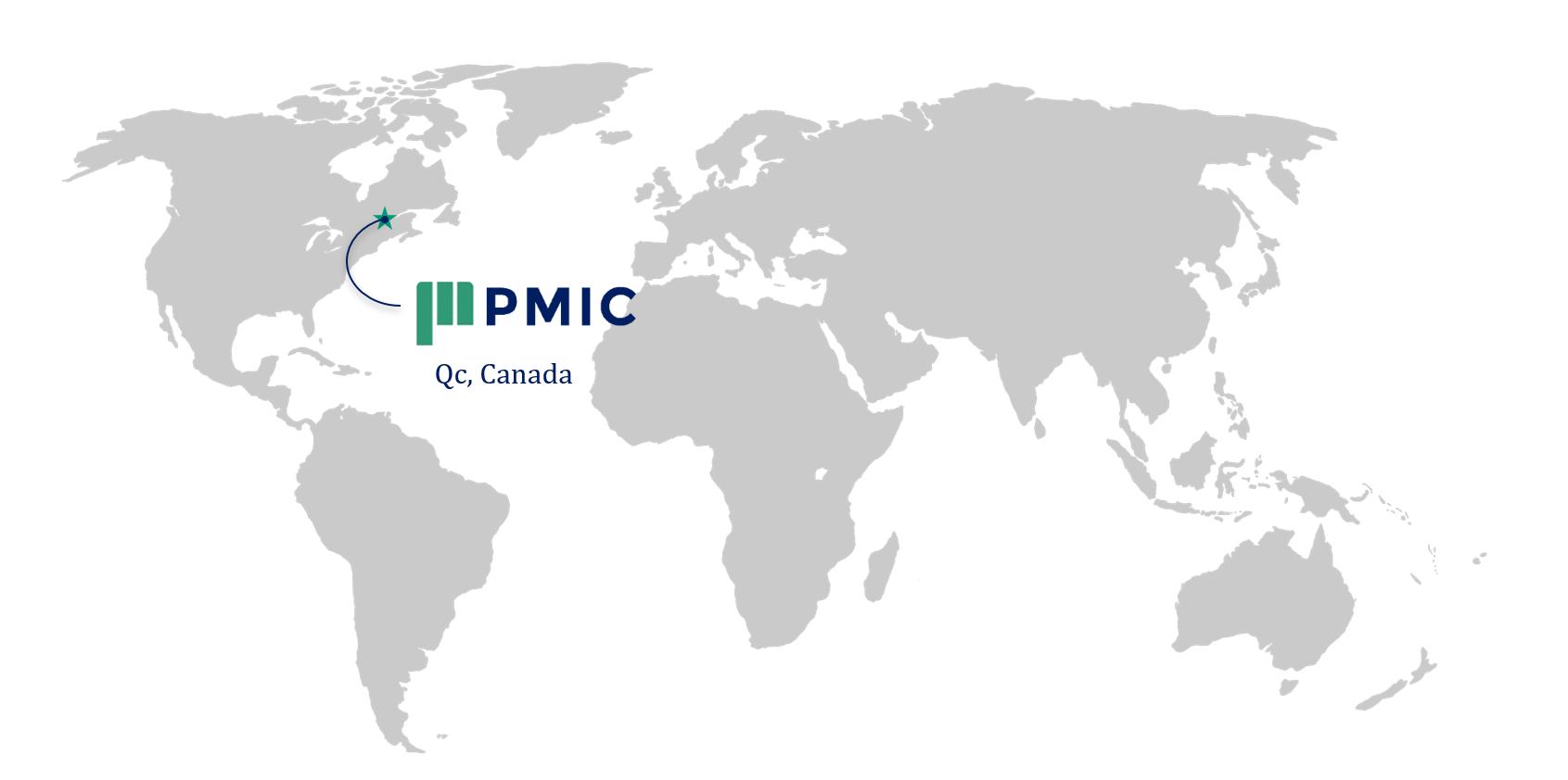 PMIC QC MAP